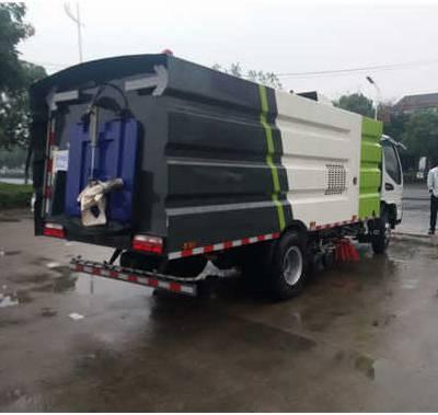 信阳道路清洗车洗扫车供应商 道路清洗车 工艺精良