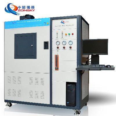 中诺厂家直销ZY6166D-PC NBS烟密度测试箱