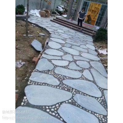 石屹供应园林踏步石,步道汀步石,地铺石材,庭院家装,量大