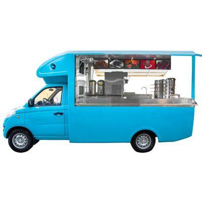 景区移动早餐车采购价-景区移动早餐车-亿车行