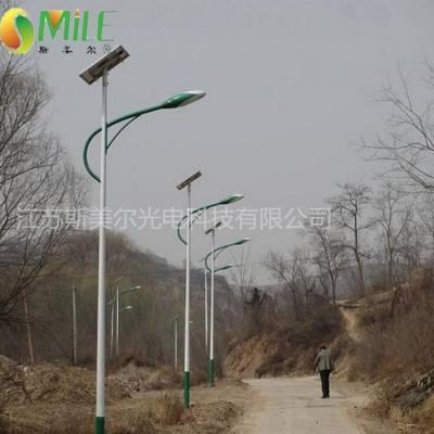 湖北自动太阳能路灯批发供应