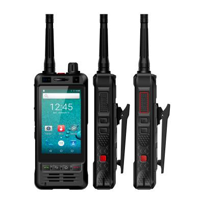 厂家直销3G安卓智能手机UHF硬件对讲手机3.5寸PTT模拟对讲手机ZELLO