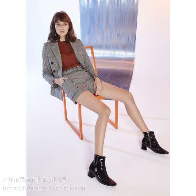 杭州宠爱女人17秋冬品牌女装折扣石井门店一手货源批发特价走份