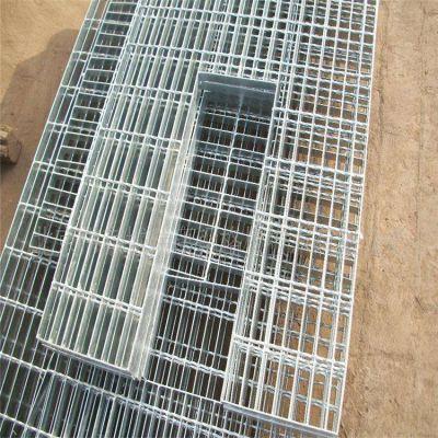 烟台钢格板兴来 东阳雨水沟盖板 钢格板生产工艺