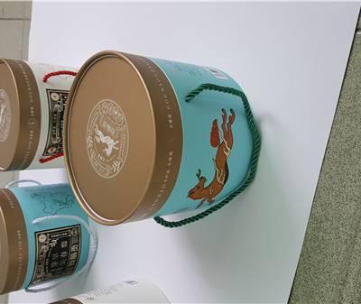 武汉圆罐-圆冠包装售后无忧-食品圆罐