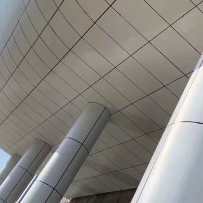 生产防火铝单板 造型雕花板 镂空铝板
