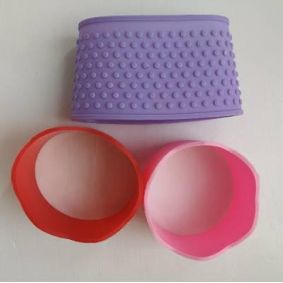 食品级硅胶杯套定制加工 食品级硅胶杯套 晨光橡塑