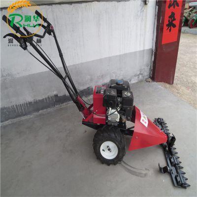 小型手提式割草机厂家直销 能割灌木的割草机 翻土收割剪草机