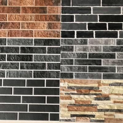 瓷砖厂:陶瓷外墙砖/劈开复古砖/蘑菇石