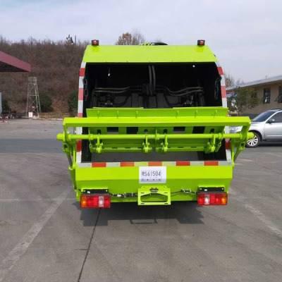 山西大同小型侧装压缩式垃圾车年底巨惠