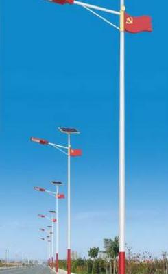 黑龙江智能太阳能路灯批发供应
