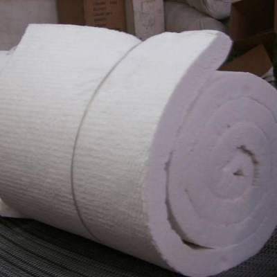 南阳市销售大量隔音硅酸铝甩丝毯