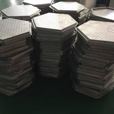 批发六角形铝单板 长城铝单板 雕花屏风铝单板