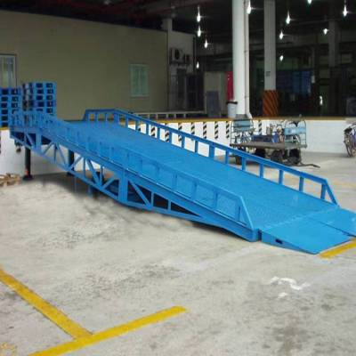 哪里有卖液压登车桥的 移动装卸车平台多少钱一台