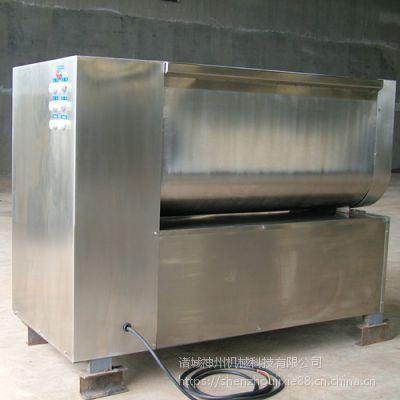 诸城神州直销双轴搅拌机 面食搅拌机 无氧灭菌提高保质期