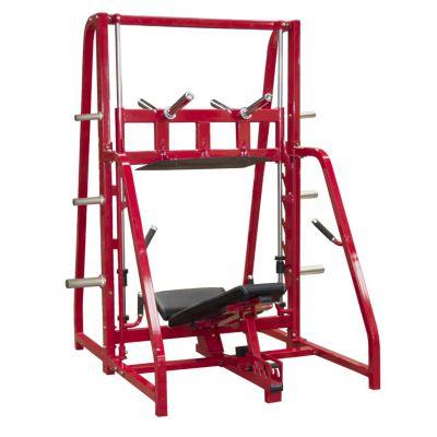 垂直倒蹬训练器新型健身器材力量型器械型号齐全厂家直销