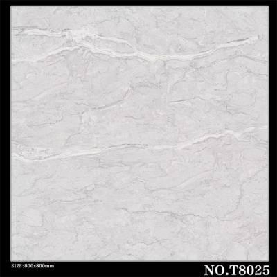 博一灰色通体大理石瓷砖 800*800工程瓷砖 900*900