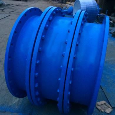 大挠度伸缩器加厚型-郑州高性价D型大挠度松套伸缩接头-厂家直销