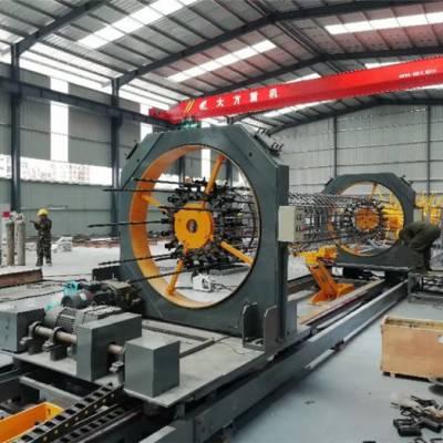自动化钢筋笼滚焊机-钢筋笼滚焊机-久科机械