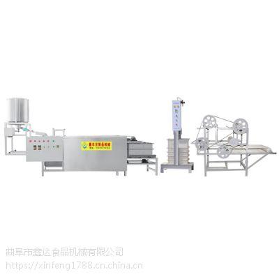 辽宁干豆腐机械设备价格 鑫丰新型干豆腐机厂家 十年保修