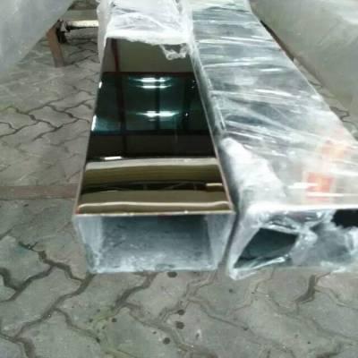 佛山供应机械构造用304不锈钢方管 武汉304不锈钢方通现货