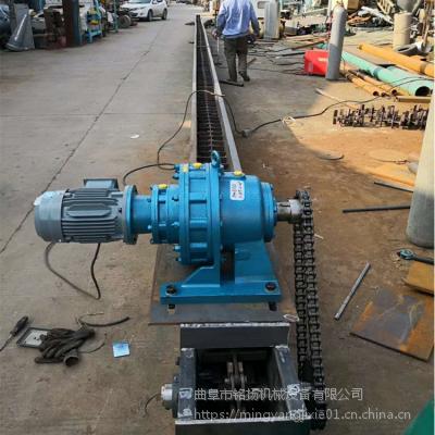 新型埋刮板输送机厂家 高炉灰输送刮板机铭扬机械