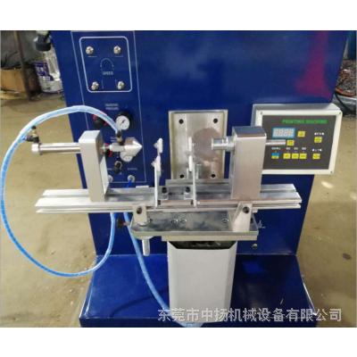 东莞中扬厂家直销保温标丝印机 半自动单色杯子印刷机 曲面丝印机