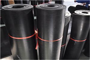 橡胶板图片-固柏橡塑-四川橡胶板