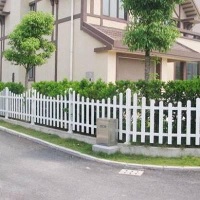庭院pvc护栏围栏-河南pvc护栏-松叶工贸(查看)