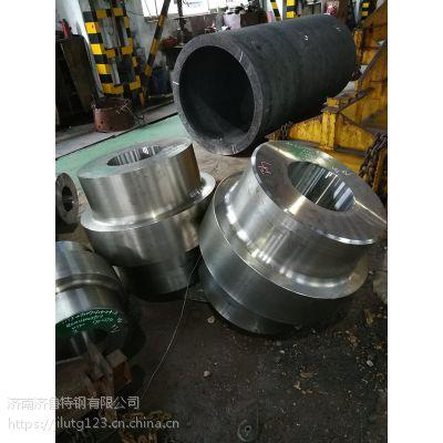 厂家直供1.2367模具钢保探伤锻圆 锻轴1.2367锻环 碾环 法兰 价格好