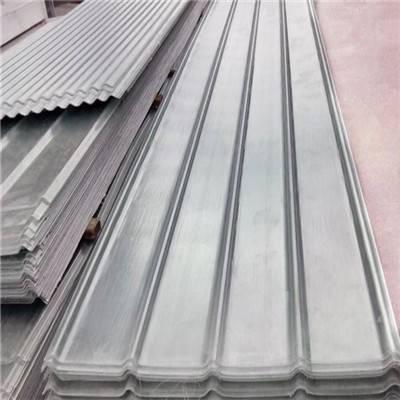 四川省金川县艾珀耐特frp透明玻璃430型 1.2mm 钢结构防腐采光屋面瓦玻璃钢