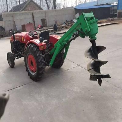 厂家直销高品质挖坑机 大功率挖洞机 园林植树钻坑机 价格合理