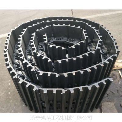 小松挖掘机PC300-7履带总成 四轮一带底盘配件