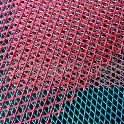 浙江冲孔拉伸铝板网拉伸网菱形孔网幕墙铝板网吊顶隔断防护