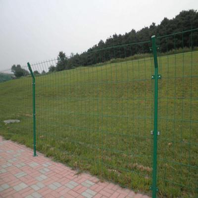 绿色护栏网 绿色围栏厂家 定制护栏