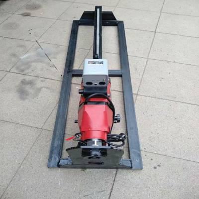 水钻顶管机 自来水钻孔机 锐力小型过路顶管机图片