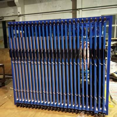江苏钢板存放架 立式板材货架结构 小空间大容量存储