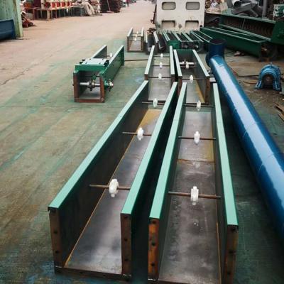 粉尘颗粒刮板输送机直销 爬坡刮板输送机定制铭扬机械