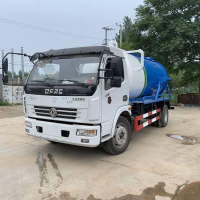 河北省下水道专用抽污车 多功能污水处理车厂家
