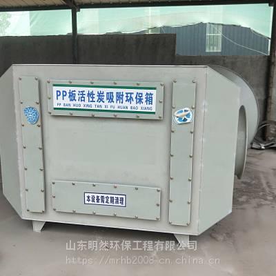 PP活性炭吸附装置(外壳可更改材质、活性炭可选)