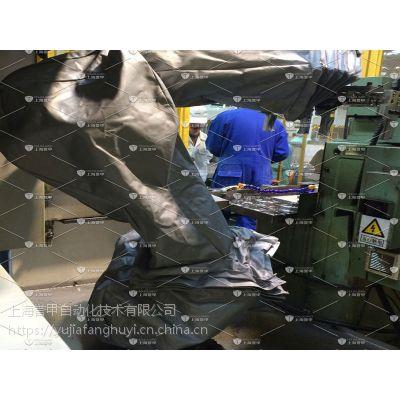 誉甲机器人防护服的制作