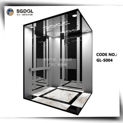 厂家直销高档小区电梯 小型家用电梯 无机房电梯 有机房观光电梯