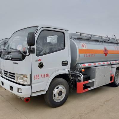 江苏省泰州5吨到10吨小加油车现车出售