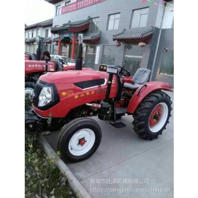 农用拖拉机可悬挂旋耕机 高效节能低油耗农耕拖拉机