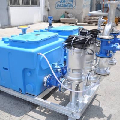 呼伦贝尔全智能一体化污水提升设备