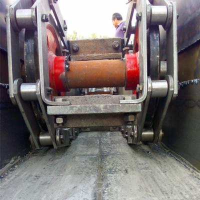 粮油种子刮板机 折弯不锈钢刮板上料机厂家