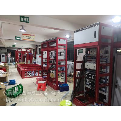 供应132KW消防巡检柜,GMK-XJ-4G10消防巡检柜