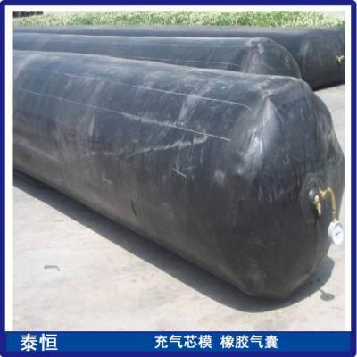 便携式橡胶堵水气囊带拉手DN1500