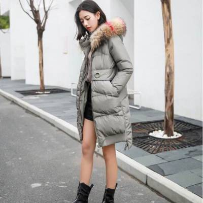 杭州四季青服装批发市场红袖高端高档女款羊绒大衣走份批发