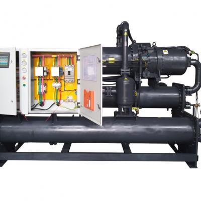 工业冷水机 5p 10p 50p 60p 螺杆式冷水机 注塑冷水机